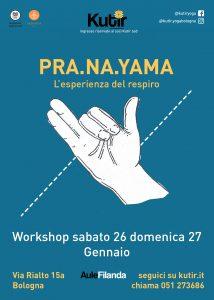 Workshop PraNaYama: tecniche di respirazione Yoga a Bologna